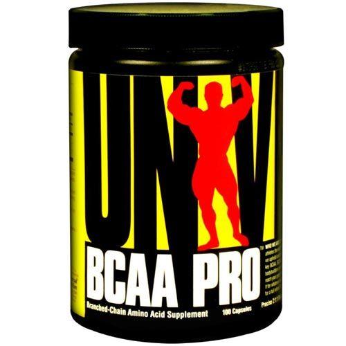 BCAA Pro - 100 Cápsula - Universal