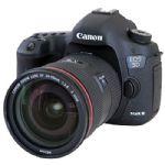 C�mera Digital Canon EOS 5D Mark III 23.4 Megapixels Preto
