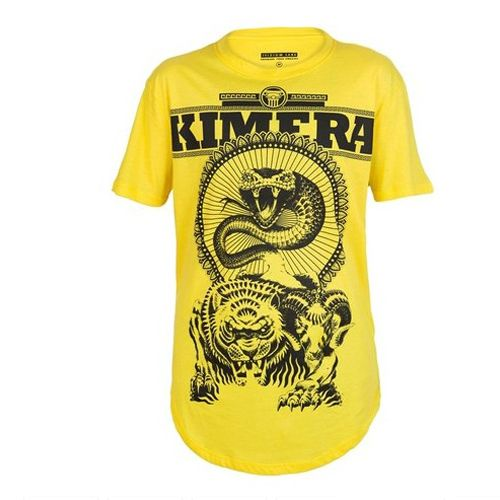 Camiseta Iridium Labs Kimera - Amarelo G - Iridium Labs - www ... ee5d83bd751