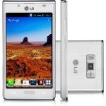 Celular LG L7 P705 Optimus 3G Android ICS 4.0 Branco