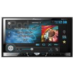 DVD Player Automotivo Pioneer Mixtrax AVH-X4650DVD Entrada USB