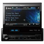 DVD Player Automotivo Pioneer AVH-P5450 Entrada USB 7 Pol
