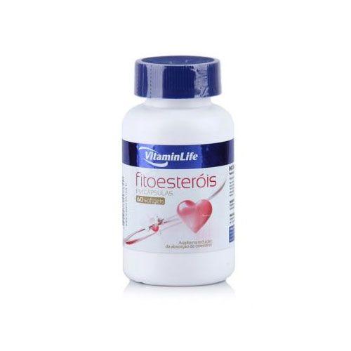 Fitoesterois em C�psula Farma - 60 capsulas - VitaminLife