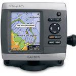 GPS Marítimo com Sonar para Peixes e Mapa 421S