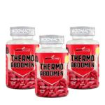 Kit 3 - Thermo Abdomen - 120 tabletes - BodyAction