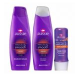 Kit Aussie Smooth - Shampoo+Condicionador 400ml+3 minute Miracle 236ml - Aussie
