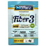 Natural Fiber 3 - 6g Sem Sabor  Amostra  - Nature*** Data Venc. 30/08/2021