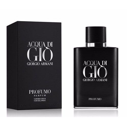 Perfume Acqua Di Gio Profumo Giorgio Armani Eau De Parfum Masculino 75ml