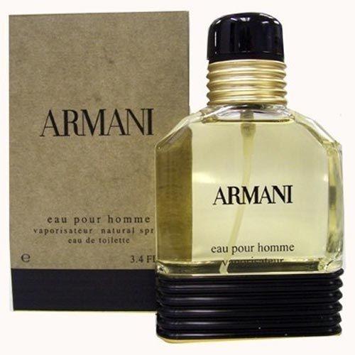 5e9b58a55ab Perfume Armani Pour Homme Giorgio Armani Eau de Toilette Masculino 50 ml
