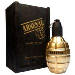 Perfume Arsenal Gold Gilles Cantuel Eau de Parfum Masculino 100 ml