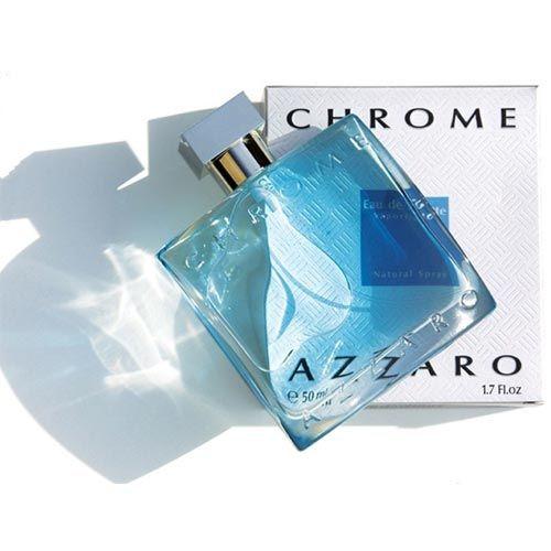 Resultado de imagem para Azzaro Chrome Masculino Eau de Toilette