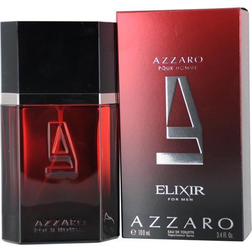 58a848ea31 Perfume Azzaro Elixir Pour Homme Eau de Toilette Masculino 100 ml ...
