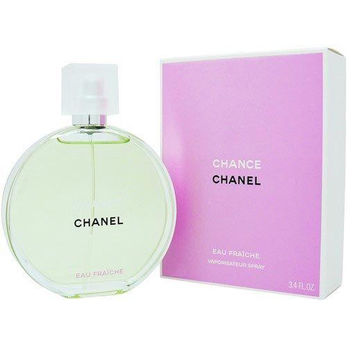 6d28b2a4011 Perfume Chance Eau Fraiche Chanel Eau de Toilette Feminino 100 ml ...