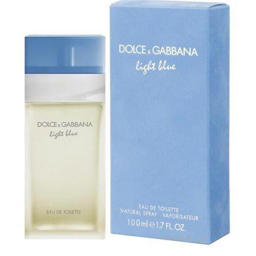 Perfume Dolce e Gabbana Light Blue - Feminino 100 ml