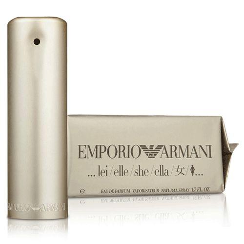 Perfume Emporio Armani She Giorgio Armani Eau de Parfum Feminino 100ml cdf567e999
