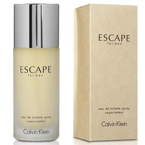 Perfume Escape For Men Calvin Klein Eau de Toilette Masculino 50 ml