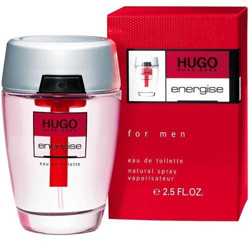 Perfume Hugo Energise Hugo Boss Eau de Toilette Masculino 75 ml