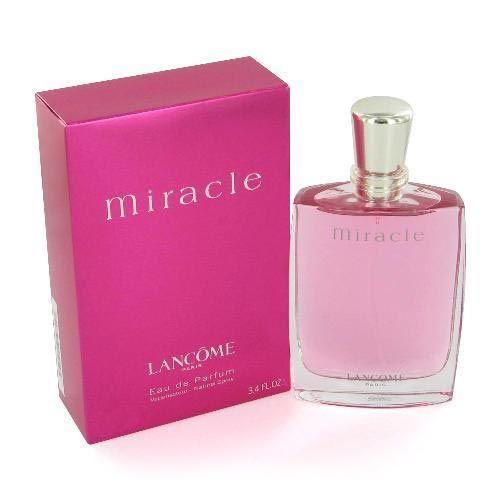 Perfume Miracle Lancôme Eau de Parfum Feminino 100 ml