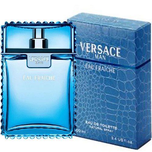 a30c7d703d Perfume Versace Man Eau Fraiche Gianni Versace Eau de Toilette Masculino  100 ml