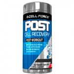 Post Cell Recovery - 60 Cápsulas - Cell Force