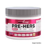 Pre-Hers Pro-F Pre-Workout - Blue Grapeberry 100g - Body Action