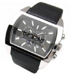 Rel�gio Diesel Anal�gico Leather Quartz Watch DZ4140