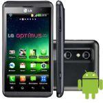 Celular LG Optimus 3D P920 Android Preto