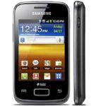 Celular Samsung Galaxy Y GT-S6102 Preto