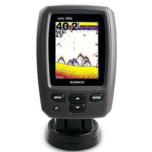 Sonar para Pesca Fishfinder echo 300C - Garmin