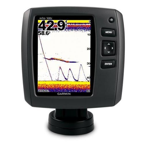 Sonar para Pesca Fishfinder echo 500C - Garmin