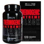 Thermogenic Extreme Black - 120 c�psulas - Probi�tica