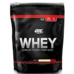 Whey ON 100% of Protein from Whey - 837g Chocolate - Optimum Nutrition