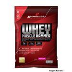Whey Muscle Hammer - Morango 1800g - Body Action