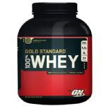 Whey Protein 100% Gold Standard - Chocolate com Nozes 2270g - Optimum Nutrition