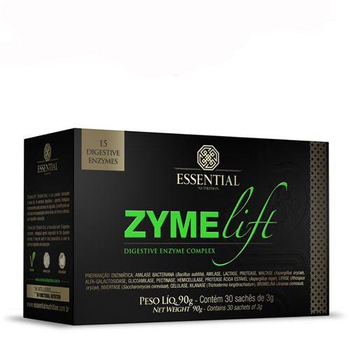 Essential Nutrition Zymes Mix Enzimas Digestivas - 30 Sachês