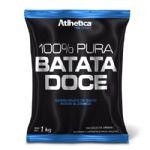 100% Pura Batata Doce - Refil 1000g - Atlhetica
