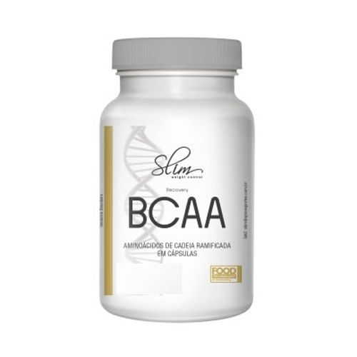 BCAA - 60 Cápsulas - Slim Weight Control