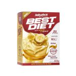 Best Diet - 350g Milk Shake Baunilha - Atlhetica Nutrtion