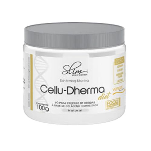 Cellu-Dherma - 100g Natural - Slim Weight Control