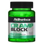 Cramp Block Endurance Series - 60 Cápsulas - Atlhetica Nutrition