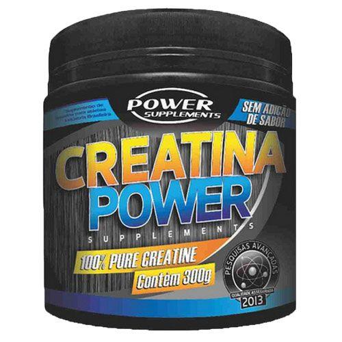 Creatina Power - 300g - Power Supplements*** Data Venc. 01/02/2018