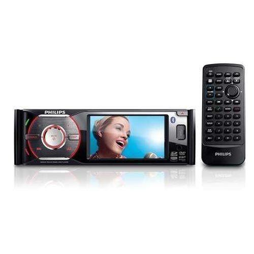 DVD Player Automotivo Philips CED370 3.5pol USB
