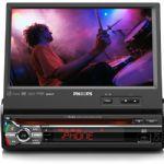 DVD Player Automotivo Philips CED780 7pol USB SD