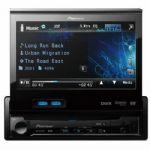 DVD Player Automotivo Pioneer AVH-P5450 Entrada USB 7 Pol