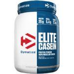 Elite Casein - 1800g Smooth Vanilla - Dymatize
