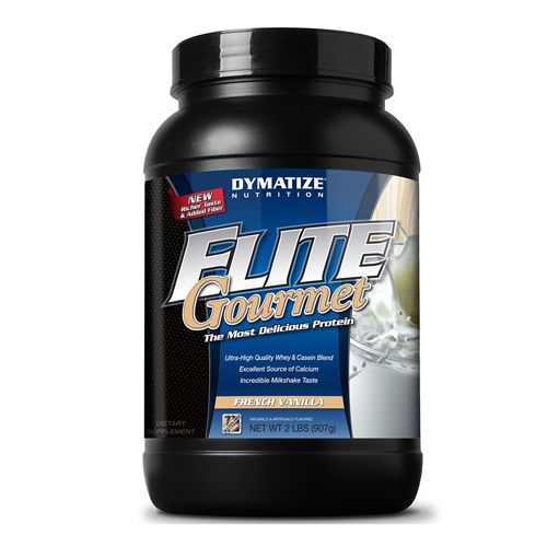 Elite Gourmet - 907g French Vanilla - Dymatize Nutrition