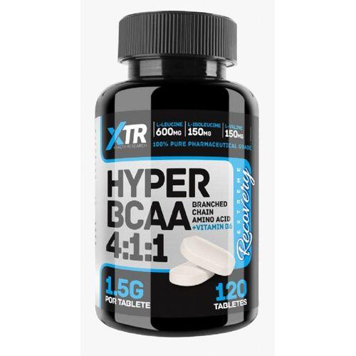 Hyper BCAA 4:1:1 - 120 Tabletes - XTR