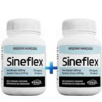 Kit 2 - Sineflex 150 Cápsulas - Power Supplements