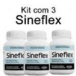 Kit 3 Sineflex - 150 Cápsulas - Power Supplements