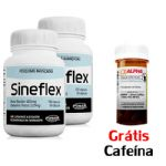 Kit com 2 Sineflex 150 Caps + Gratis Alpha Axcell Cafeina - Power Supplements